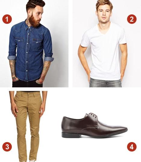 en vente en ligne design de qualité prix pas cher Faut-il rentrer sa chemise dans son pantalon ?   Masculin.com