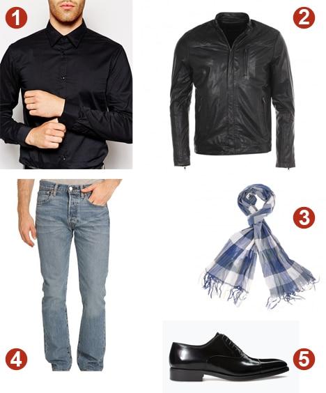 vente chaude haut de gamme véritable aspect esthétique Comment porter la chemise noire ? | Masculin.com